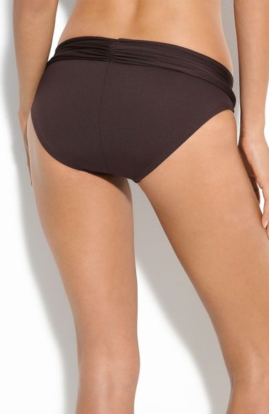 La Blanca Renew & Refresh Hipster Bikini Bottoms in Brown ...