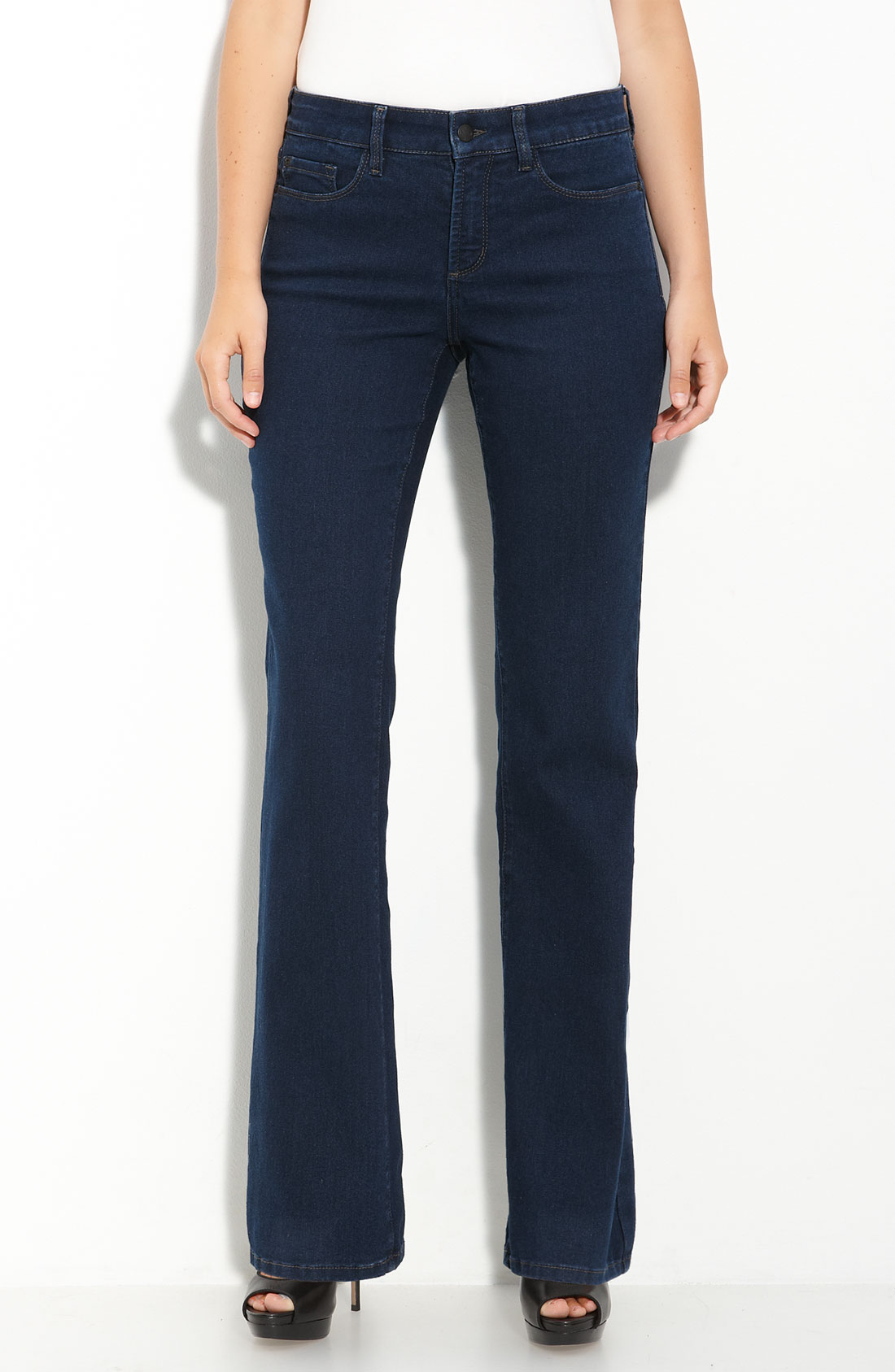 not your daughter 39 s jeans barbara bootcut jeans petite. Black Bedroom Furniture Sets. Home Design Ideas