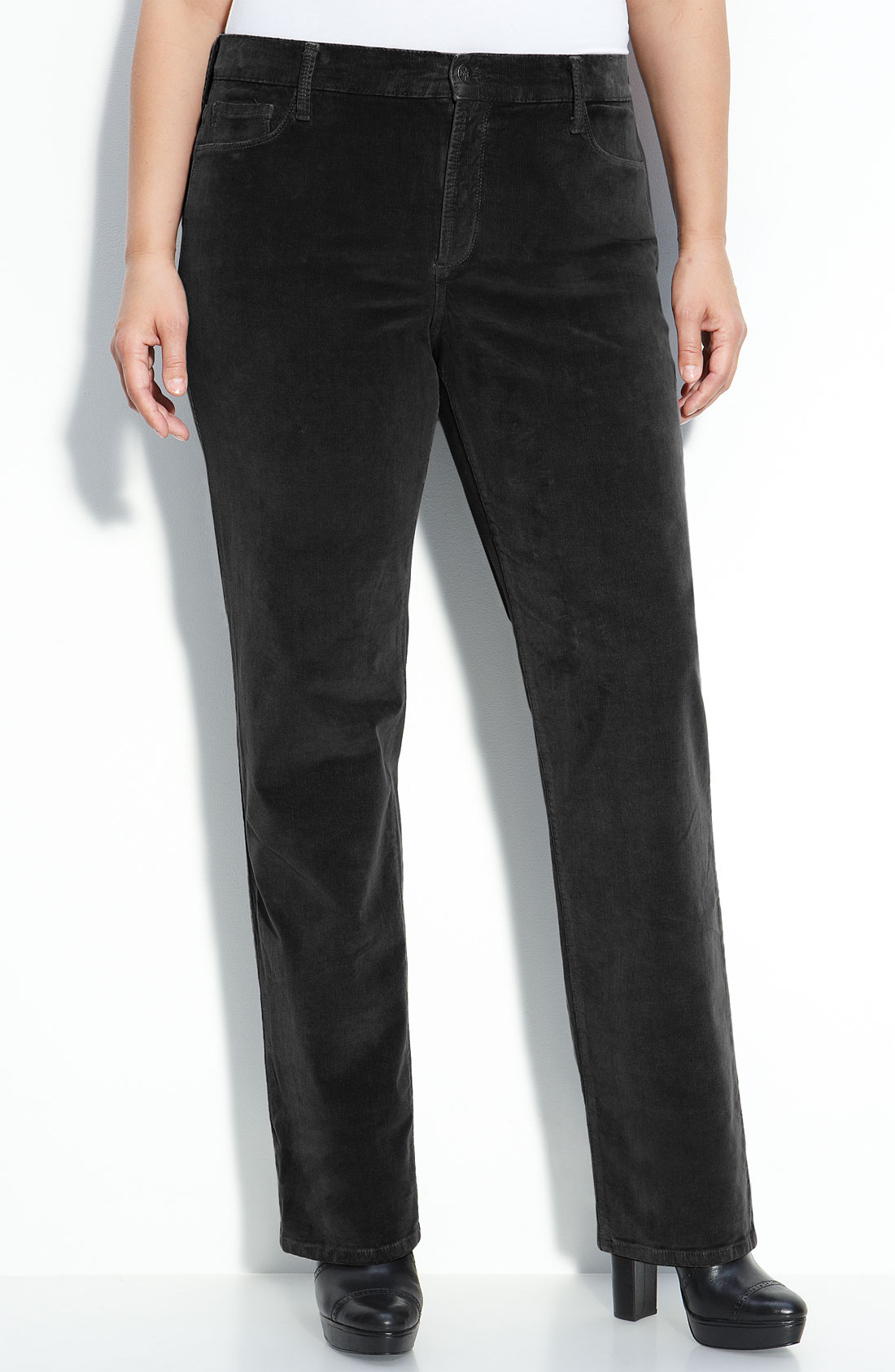 not your daughter 39 s jeans marilyn straight leg corduroy. Black Bedroom Furniture Sets. Home Design Ideas