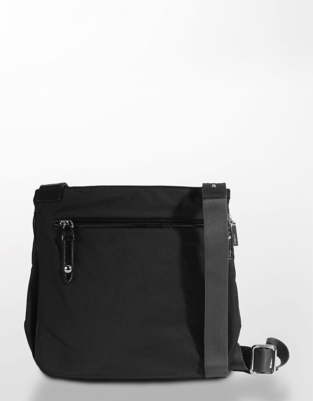 Hobo international London Nylon Cross-Body Bag in Black | Lyst