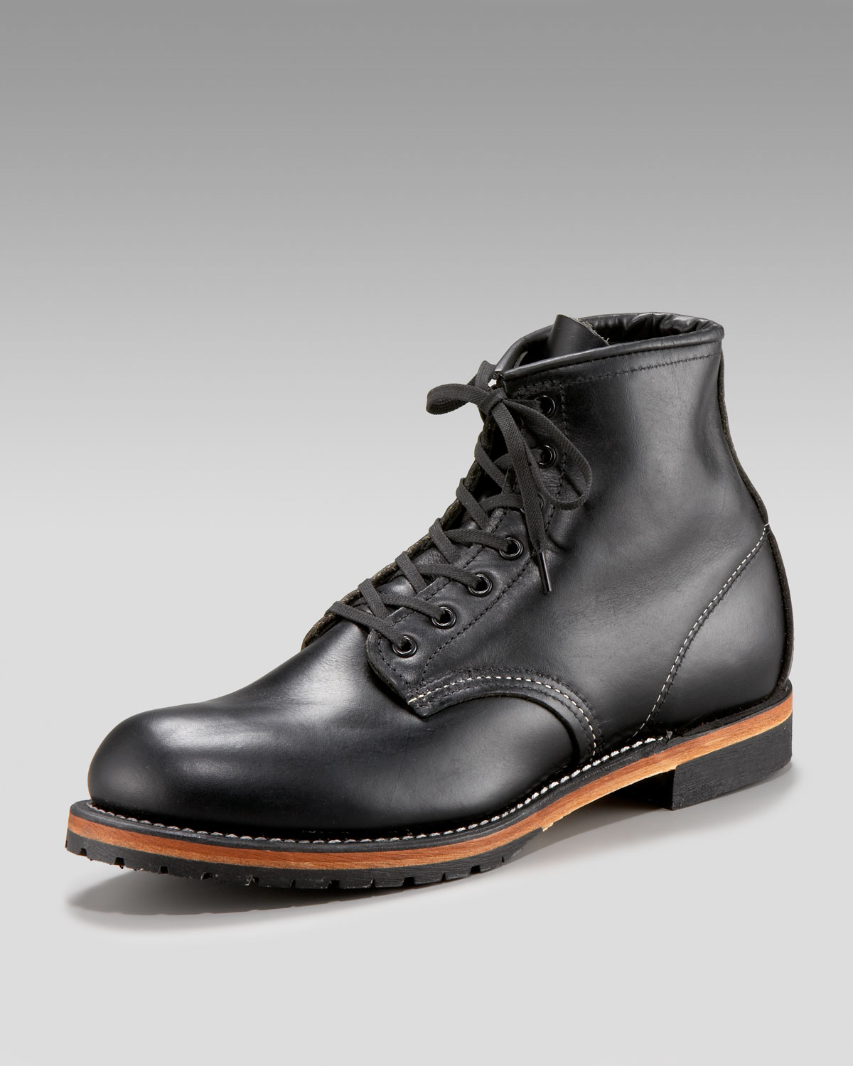 Red wing Beckman Boot in Black for Men | Lyst