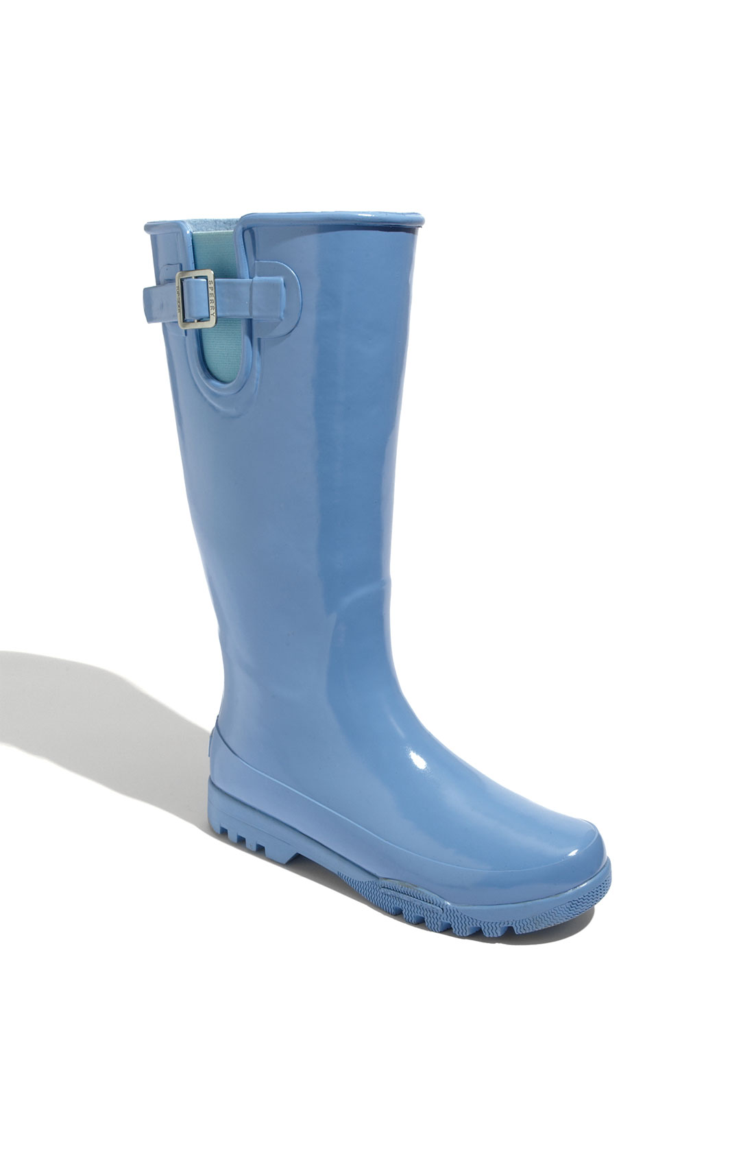 Creative Women Fashion Knee High Rain Boots Ladies Tall Riding Water Boots Rain