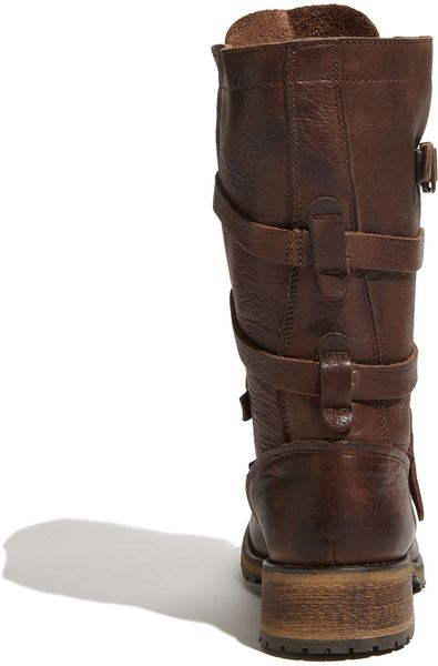 e322d366e7e Steve Madden Banddit Buckle Boot in Brown (brown leather)