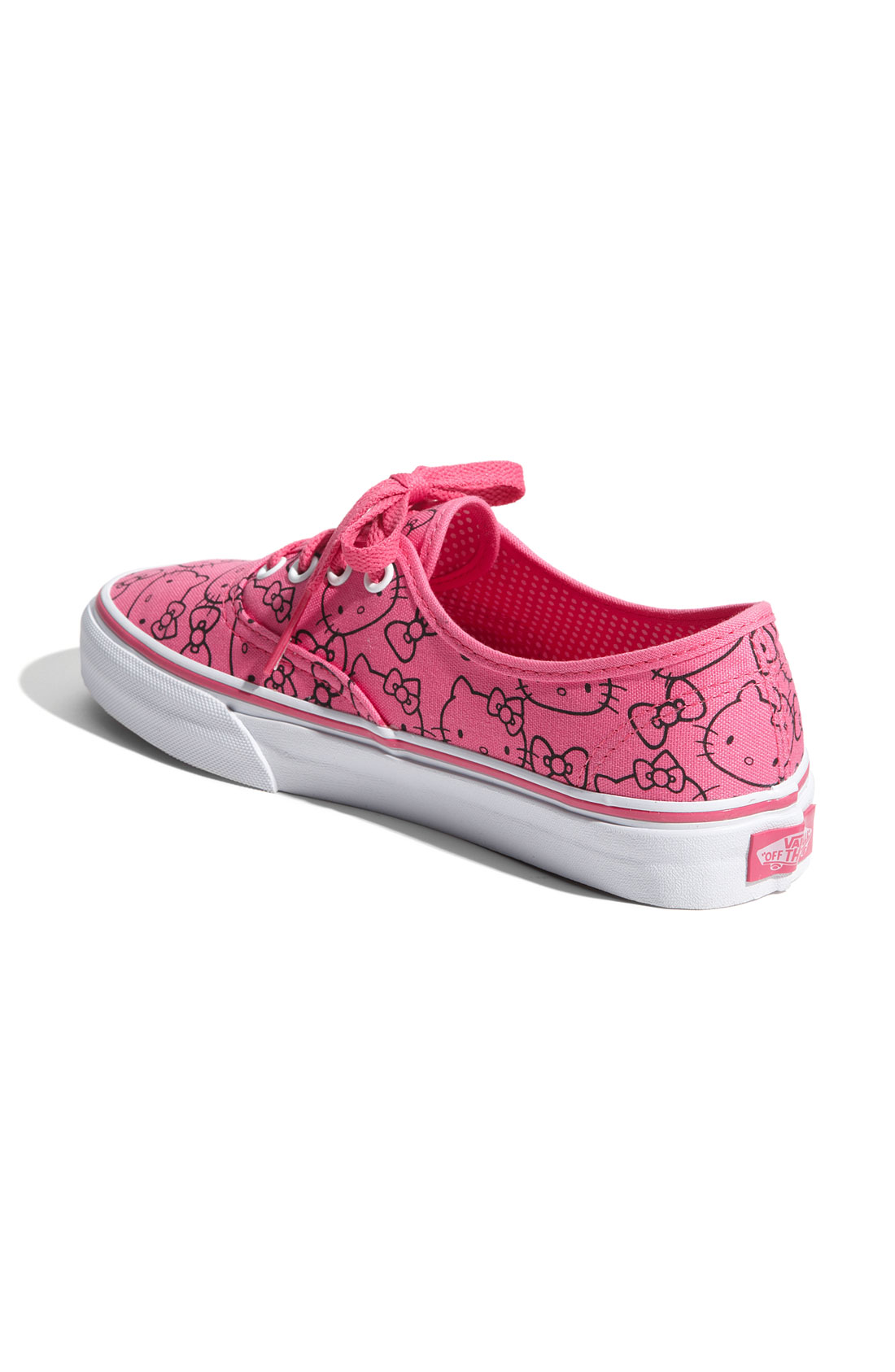 Lyst - Vans Hello Kitty® - Authentic Sneaker (women) (limited ... 6426117a1