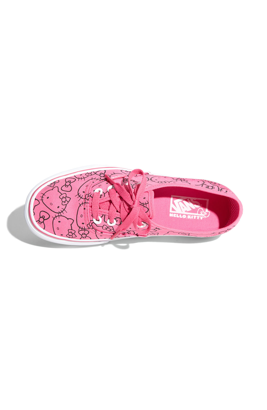 Lyst - Vans Hello Kitty® - Authentic Sneaker (women) (limited Edition) in  Pink 466605439