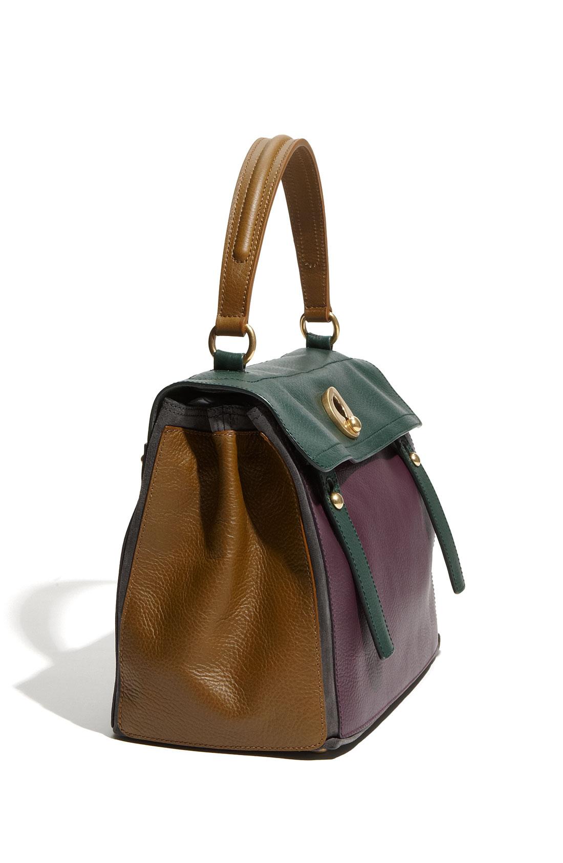 chloe anaconda satchel