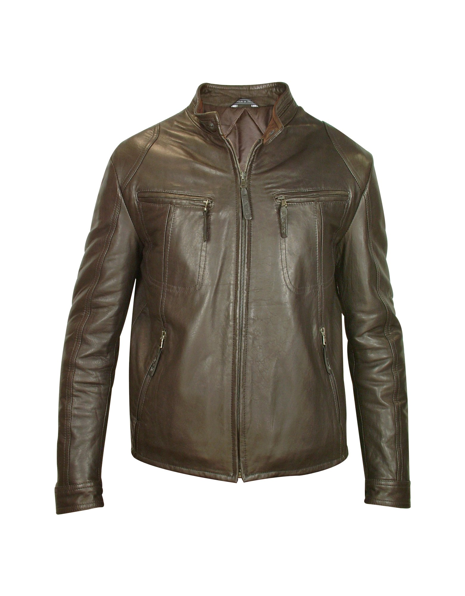 Leather jackets for men motorcycle
