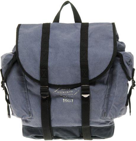 Ralph Lauren Dayton Backpack In Blue For Men Lyst