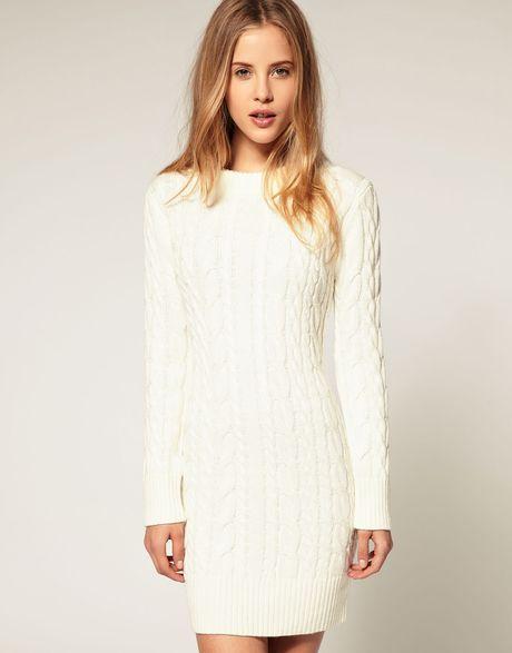 Платье Футляр Белое Купить