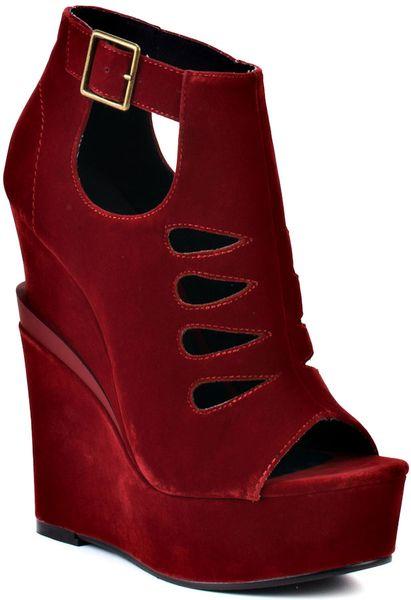 Michael Antonio Studio Garcelle - Wine in Red (wine) - Lyst