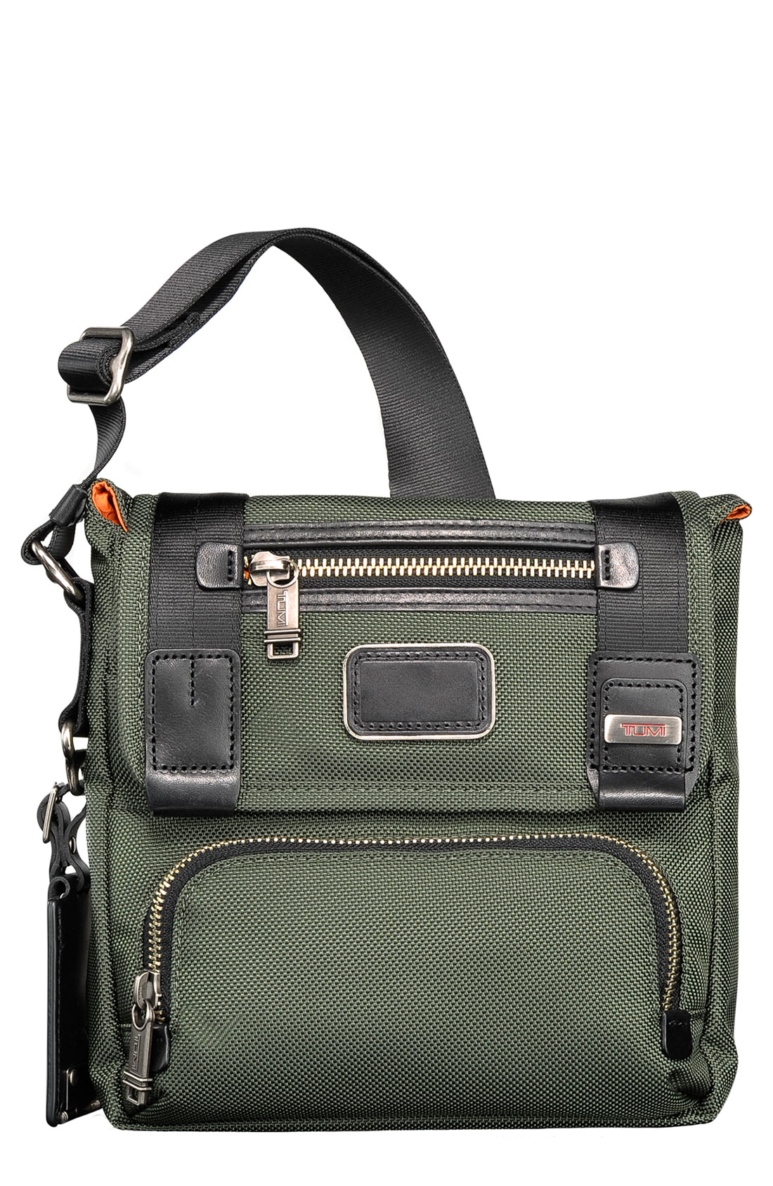 Tumi Bravo Collection Barstow Crossbody Bag In Green For