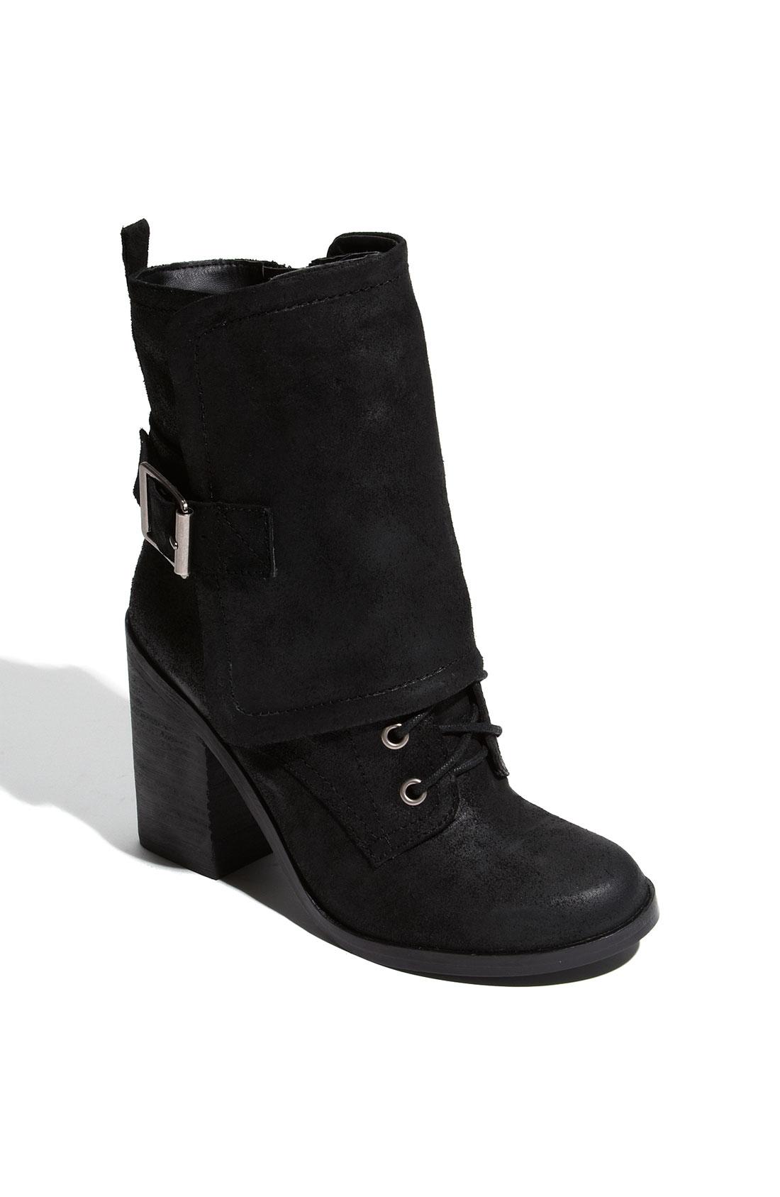Fergie Major Boot In Black Lyst