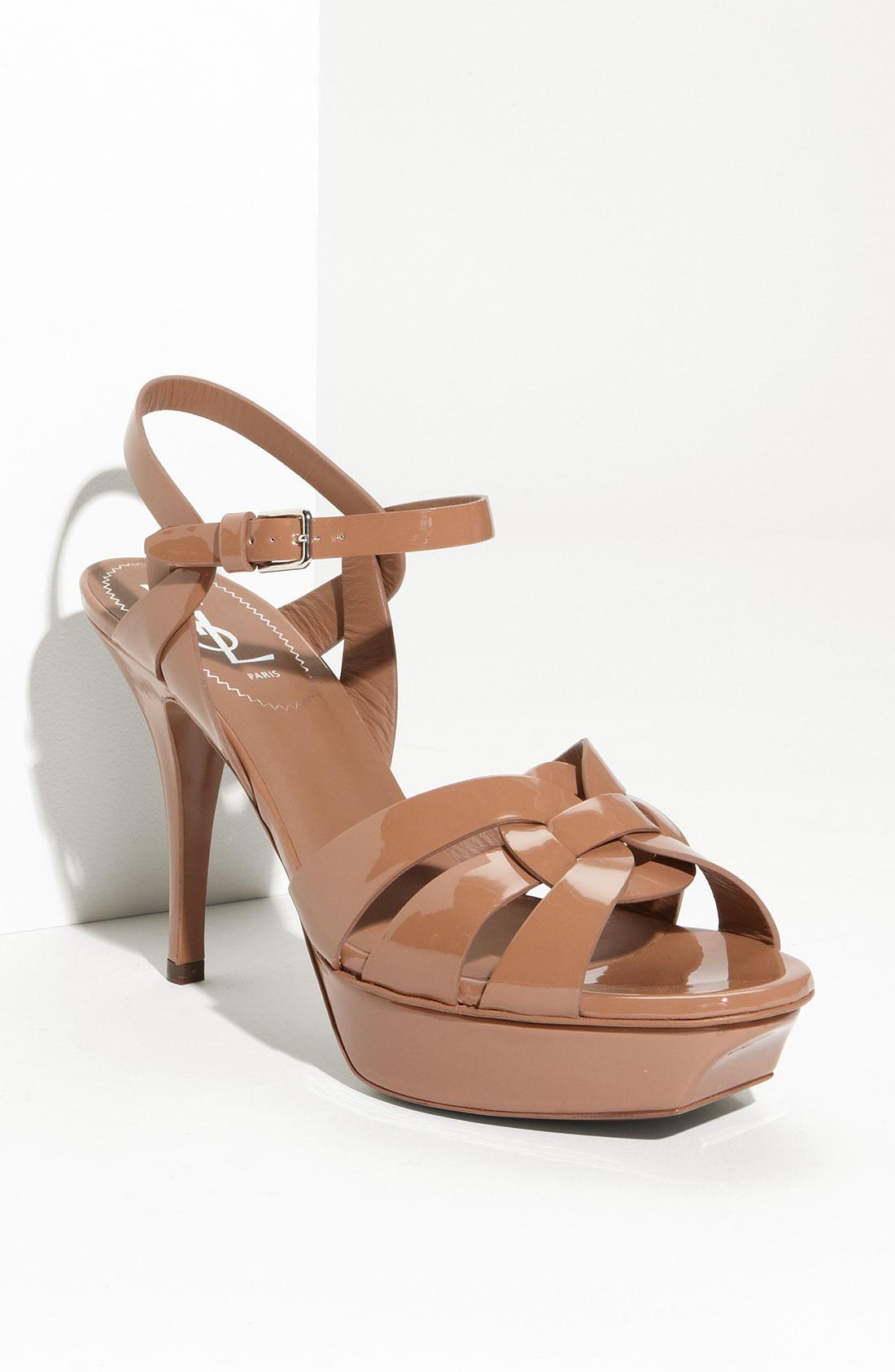 Sandals Yves Saint Laurent