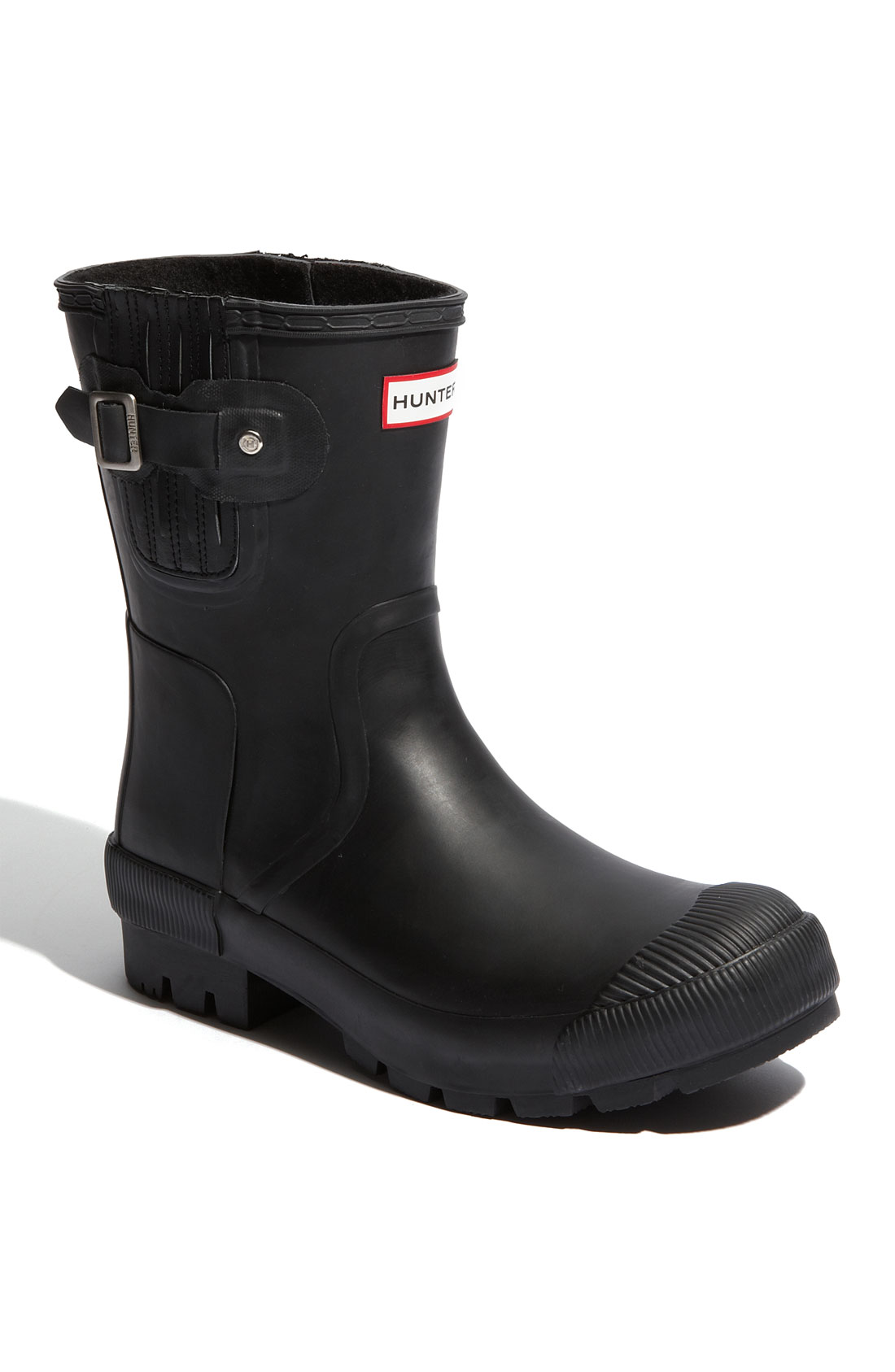 bennie boot in black for lyst