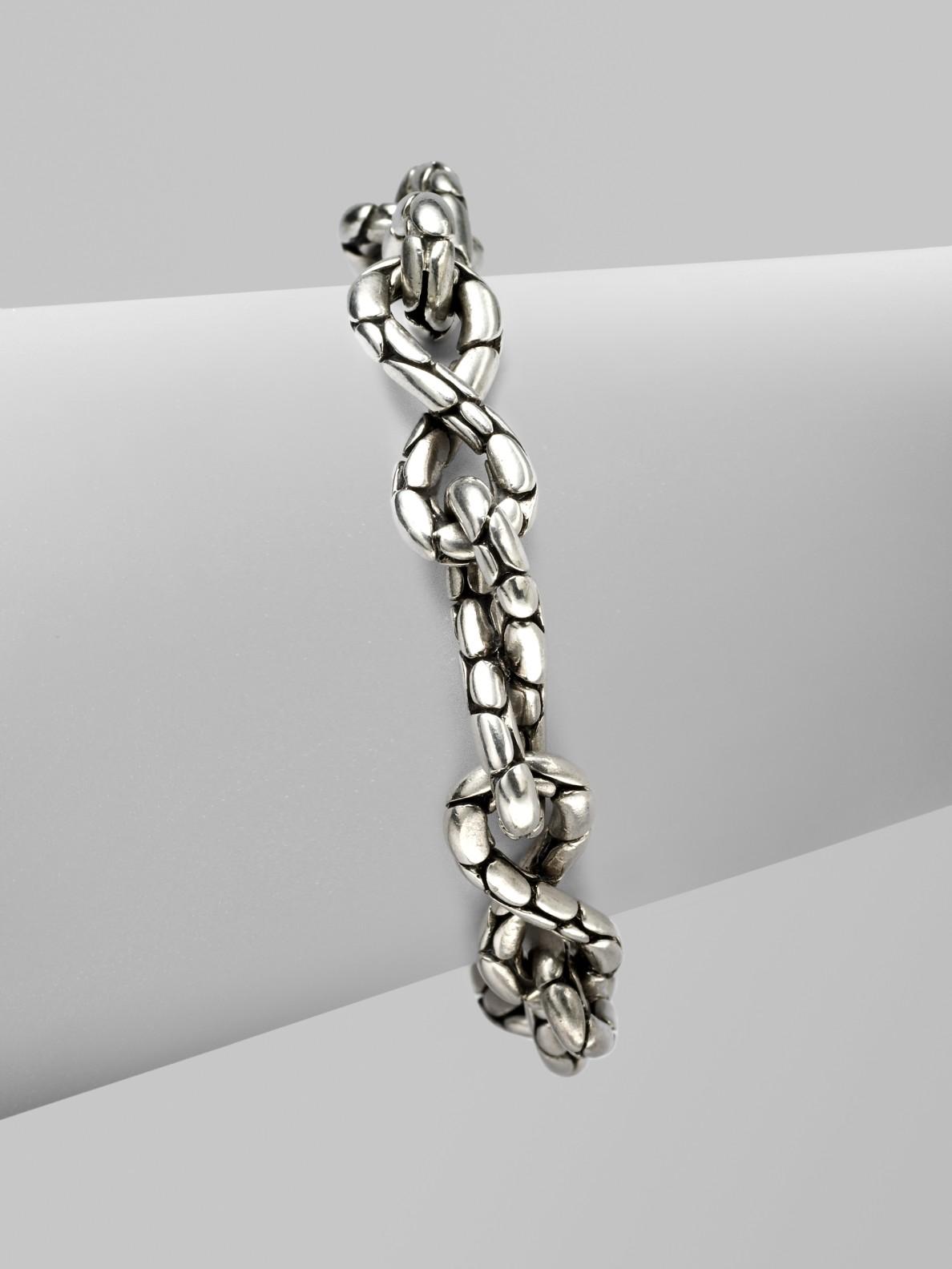 0315e002eb05 Lyst - John Hardy Kali Twist Link Bracelet in Metallic
