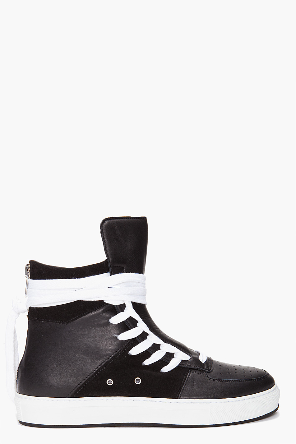 110009c3f9c3f8 Lyst - Kris Van Assche Surgery Sneakers in Black for Men