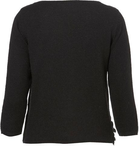 Black Sequin Top Sequin Top in Black