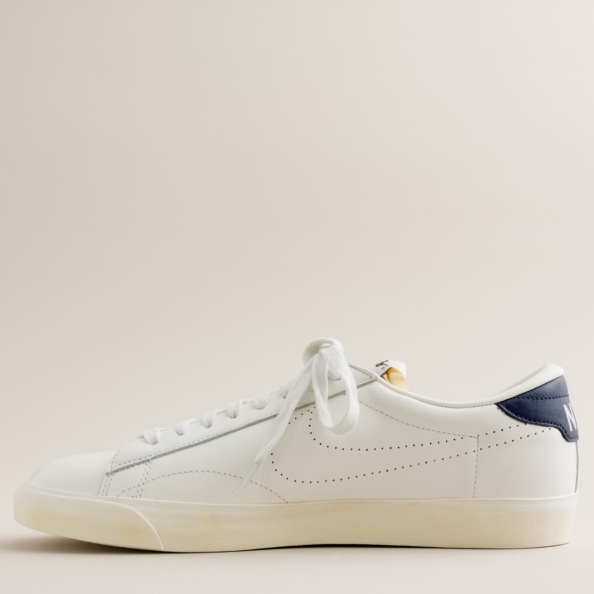 Lyst - J.Crew Nike® For J.crew Vintage Collection Leather Tennis ... e8f22f1ab7
