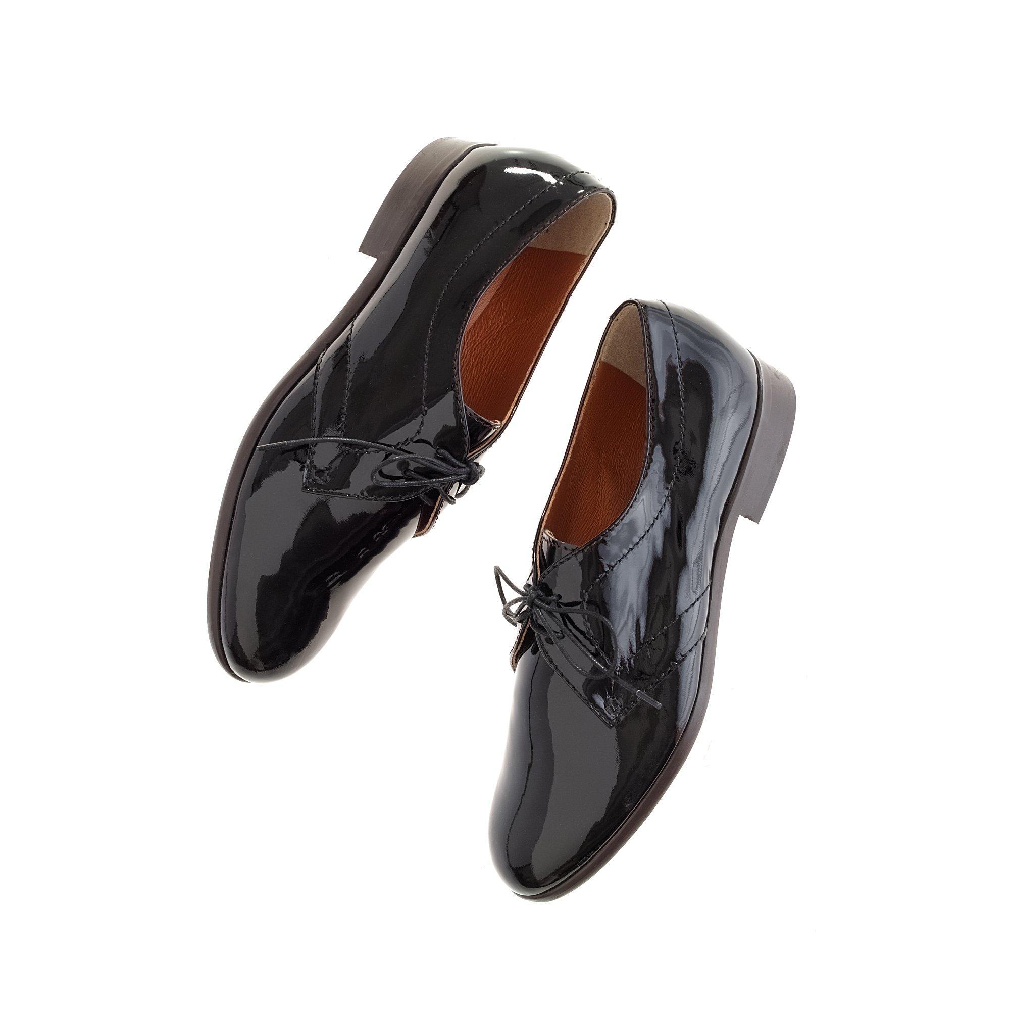 Black Patent Tap Shoes Uk