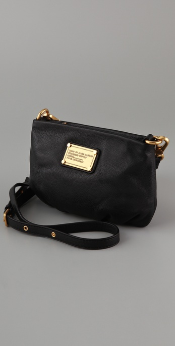 aebec604a4 Lyst - Marc By Marc Jacobs Classic Q Percy Bag in Black