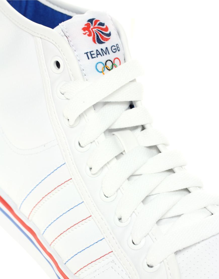 adidas nizza team gb trainers