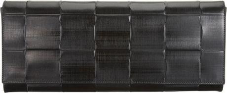 Balenciaga Carreaux Pochette in Black (noir) - Lyst