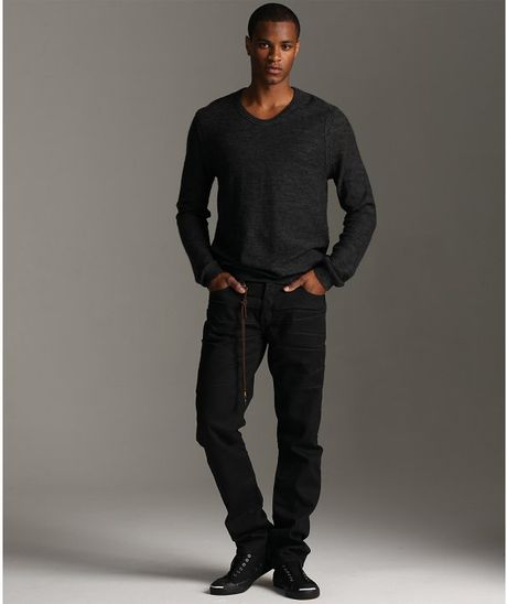 Black men in skinny jeans – Global fashion jeans models