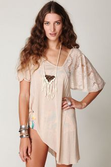 Free People Lace, Lace Lady Top - Lyst