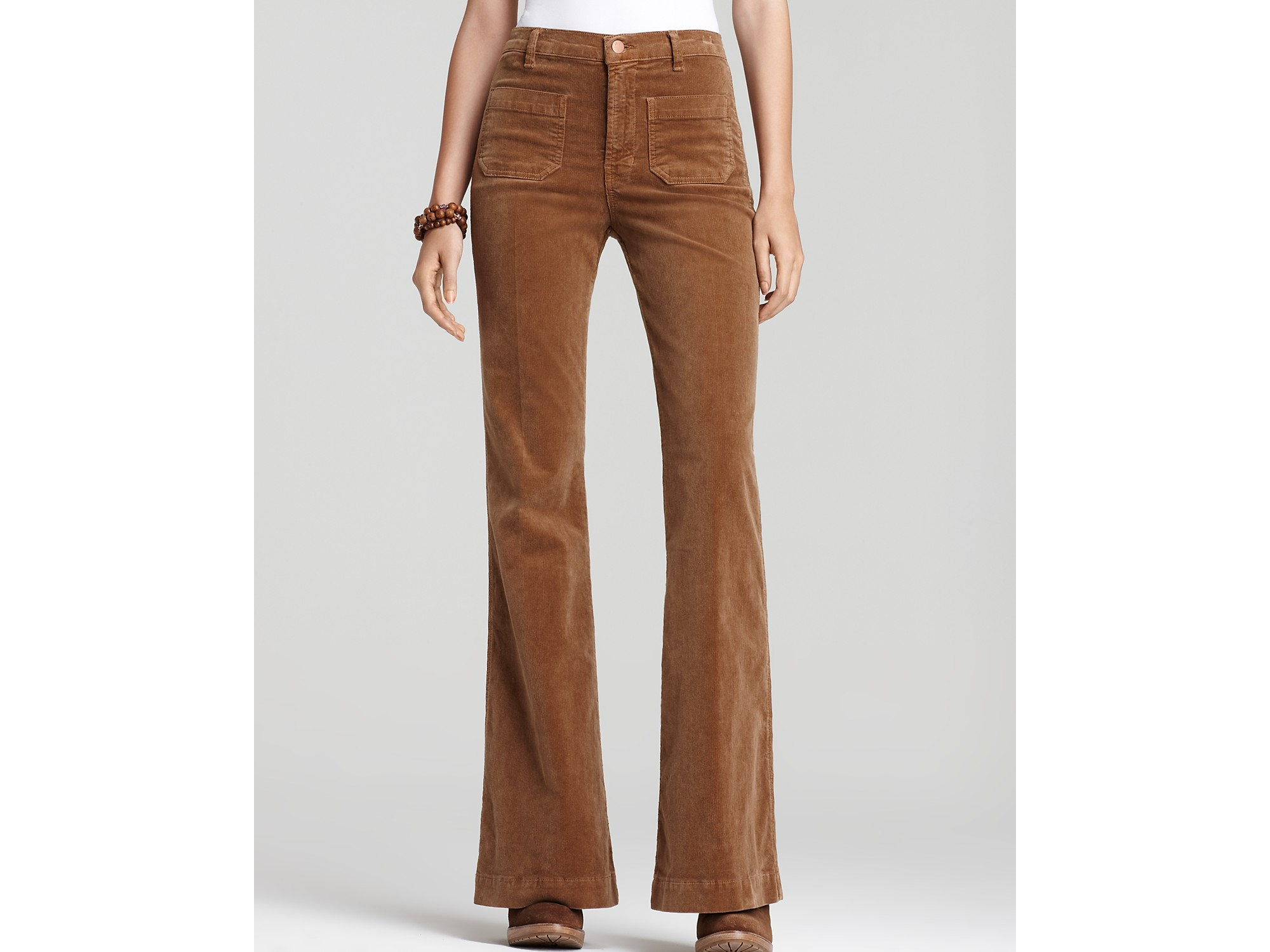 Women's Corduroy Retro Loose Fit Wide Leg Rolled Up Pant with Packet. from $ 29 99 Prime. out of 5 stars prAna. Women's Trinity Cord Pants. from $ 15 06 Prime. Corduroy Cropped Wide Leg Pants Women's Elastic Waist Culotte Corduroy Pants w/Side Pockets $ 39 Calvin Klein Jeans.