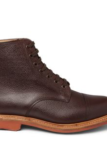 Mark Mcnairy Full Grain Leather Boots - Lyst