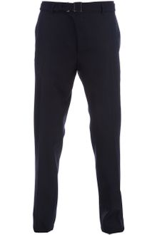 Yves Saint Laurent Formal Trouser - Lyst