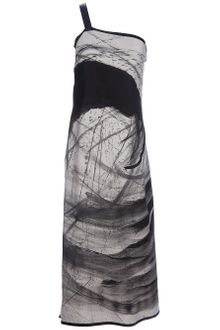 Gustavo Lins Printed Maxi Dress - Lyst