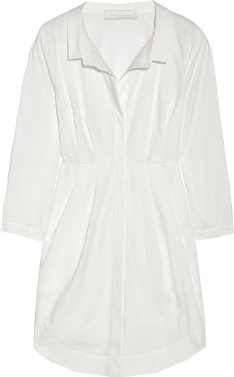 Donna Karan New York Cotton Tunic - Lyst