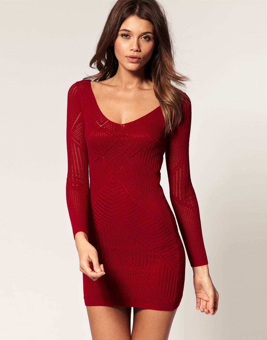 Bodycon dress cutting and stitching x ray europe halter