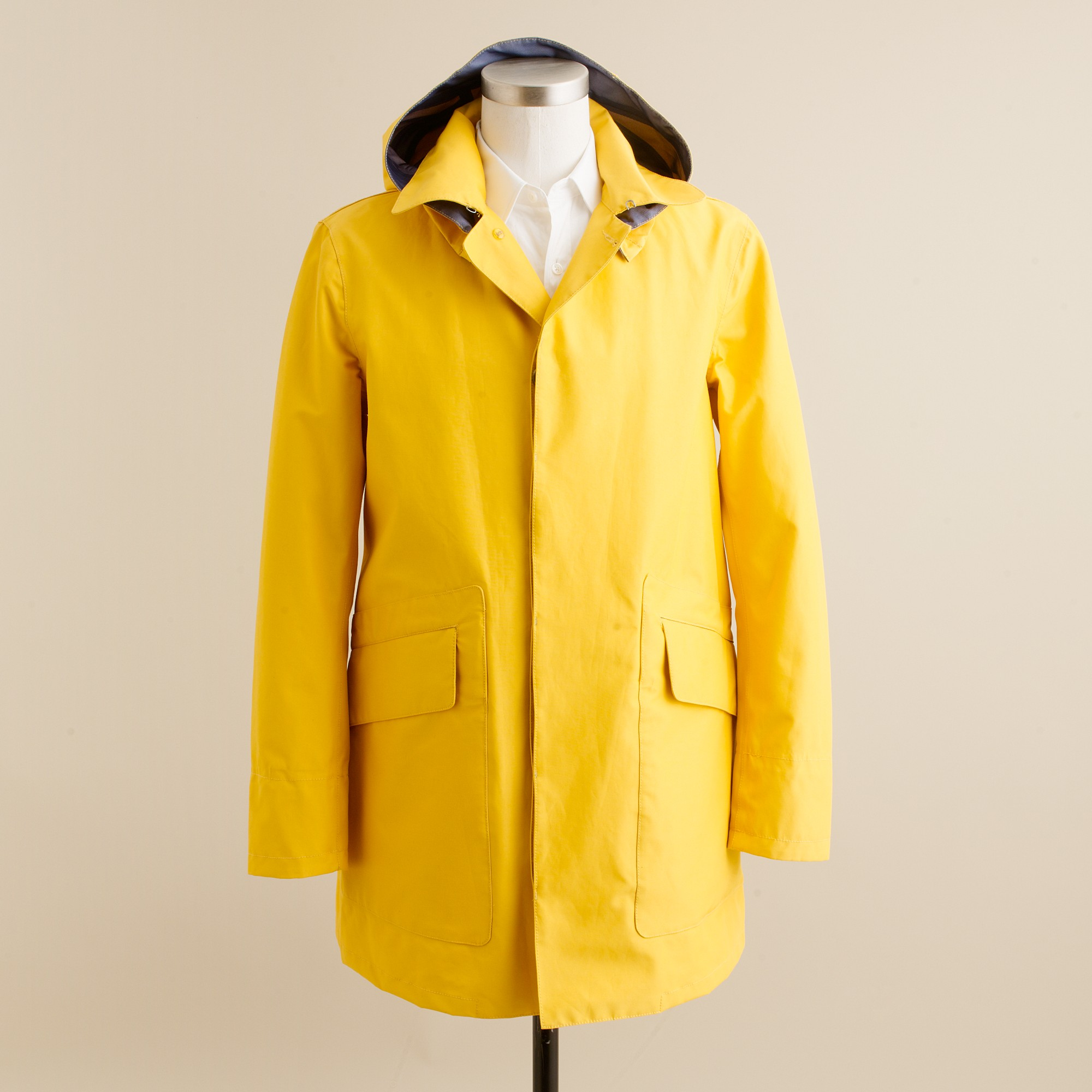 197a77e70a9 J.Crew Yellow Woolrich John Rich & Bros.™ Heritage Officer Coat for men