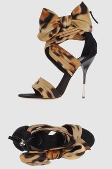 Giuseppe Zanotti Design High Heeled Sandals - Lyst