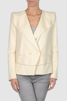 3.1 Phillip Lim Double-Breasted Blazer - Lyst