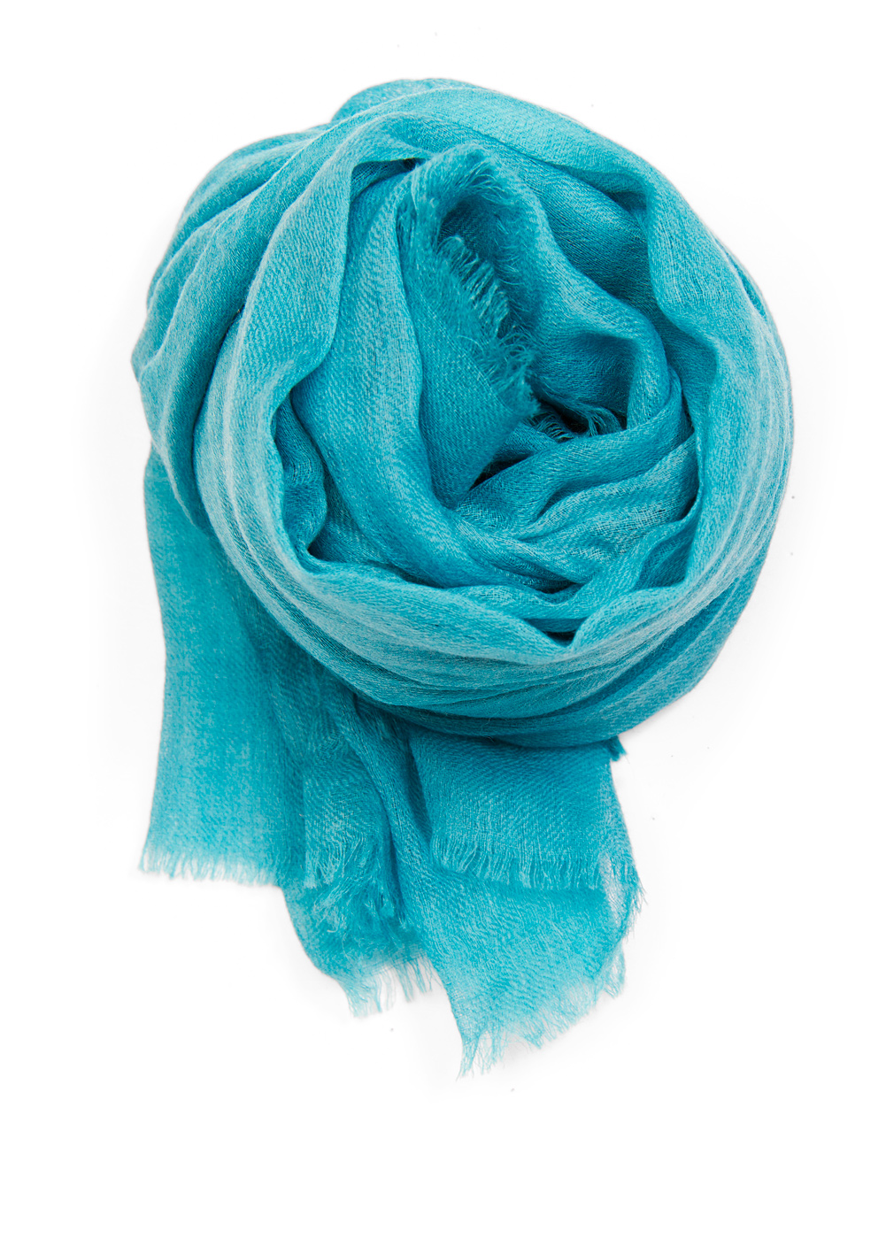 Lyst - Mango Touch - Cashmere Foulard in Blue 0baebc94ea2
