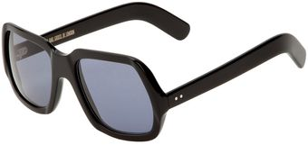 Cutler & Gross Large Square Framed Sunglasses - Lyst