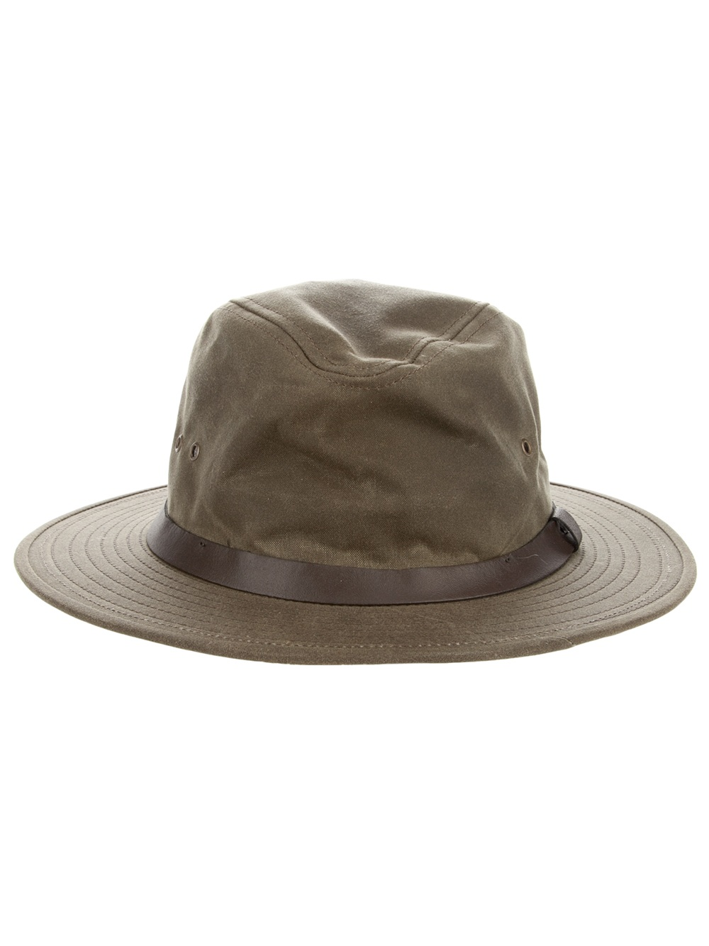 Filson Bucket Hat In Natural For Men Khaki Lyst