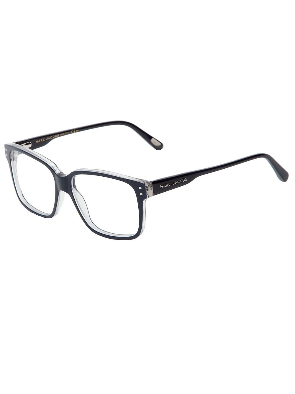 Marc Jacobs Glasses in Blue Lyst