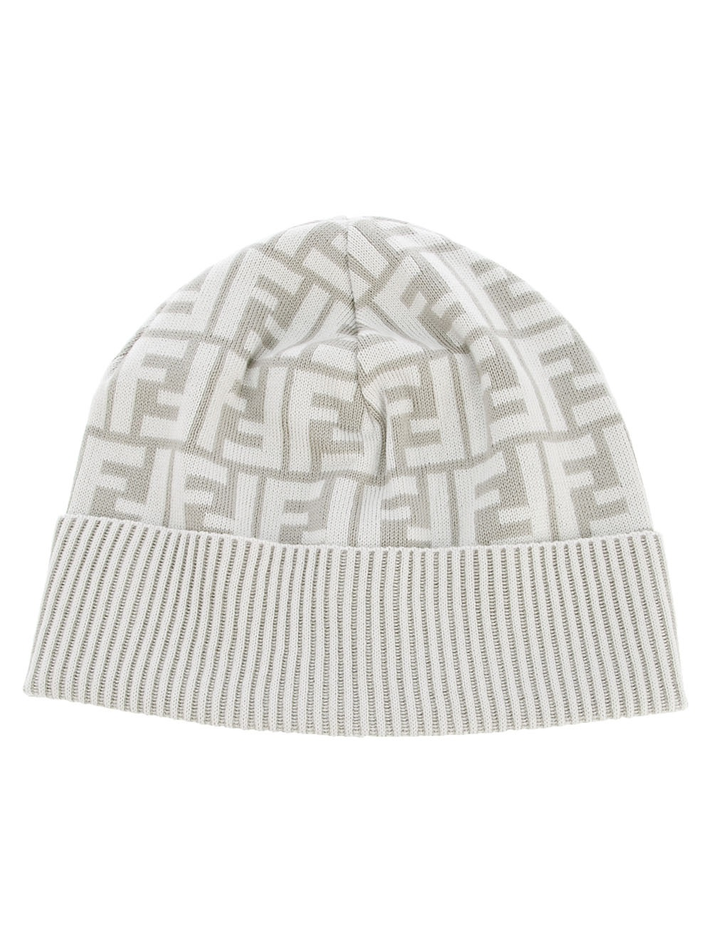 Fendi Monogram Hat in Gray for Men - Lyst 1a6f10a91c9