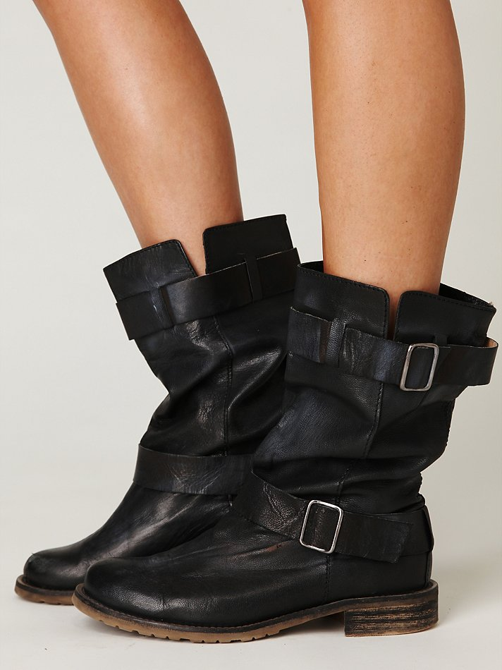 Free People Darcy Boot In Black Lyst