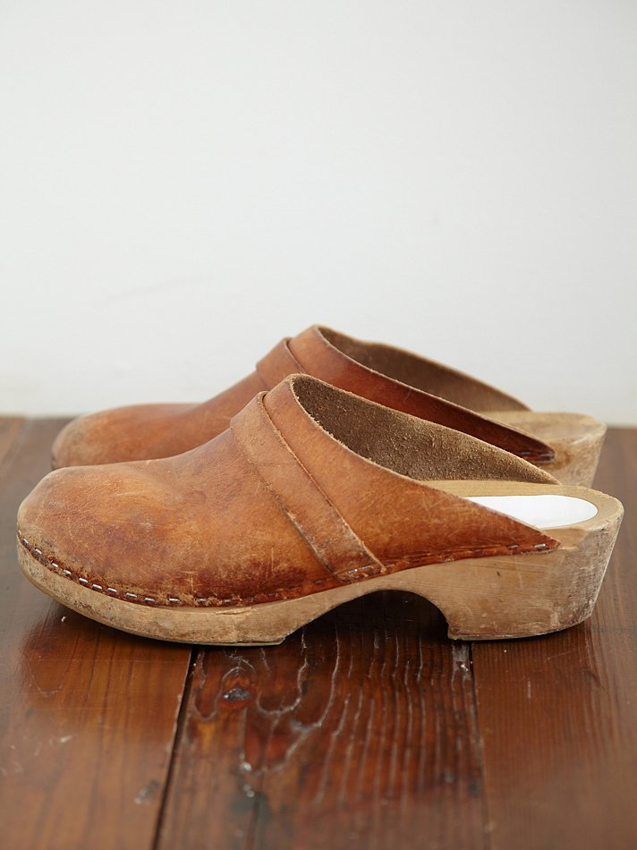 recognized brands casual shoes thoughts on Vintage Clogs