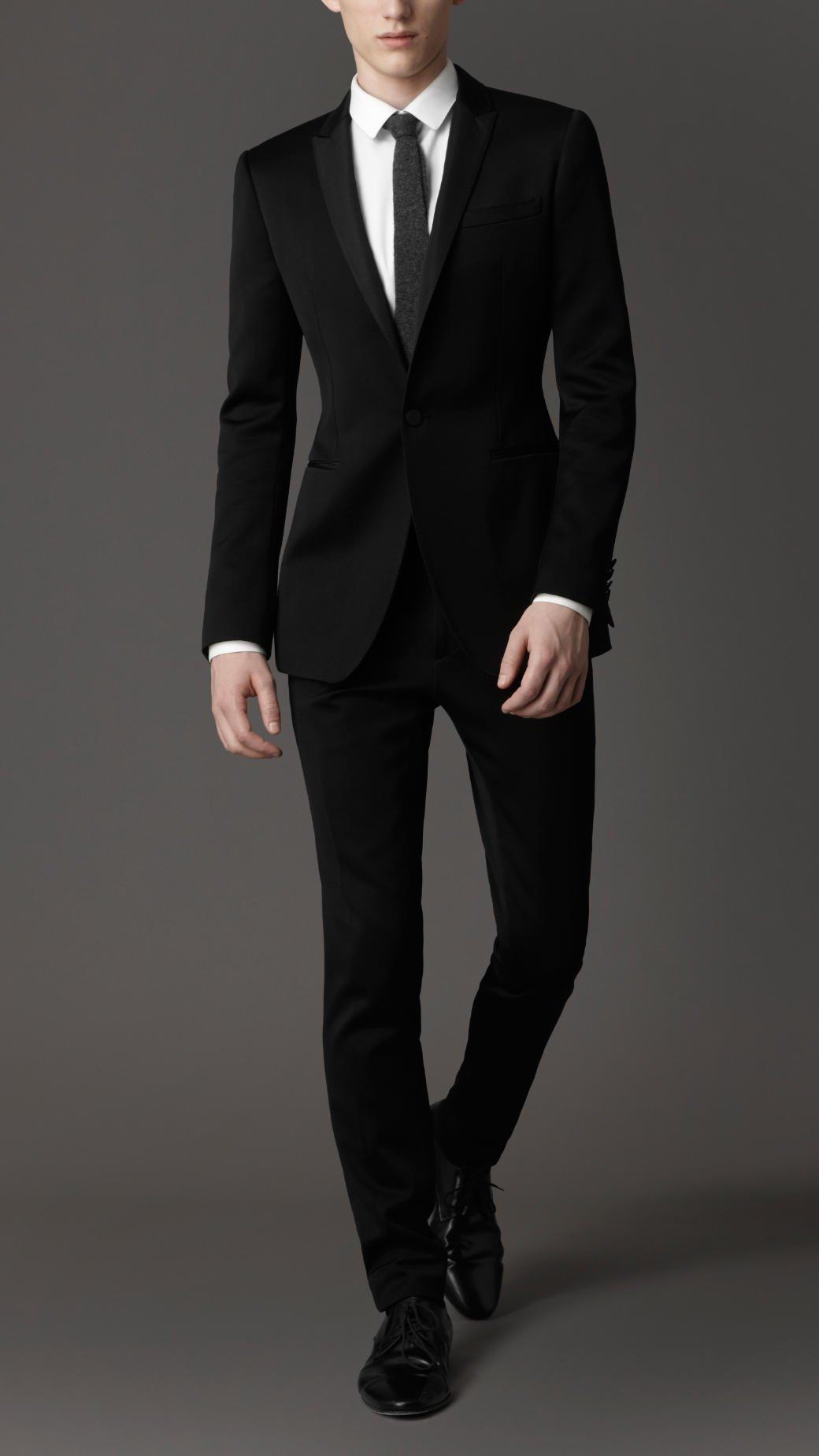 Mens Slim Fit Suits Uk - Hardon Clothes