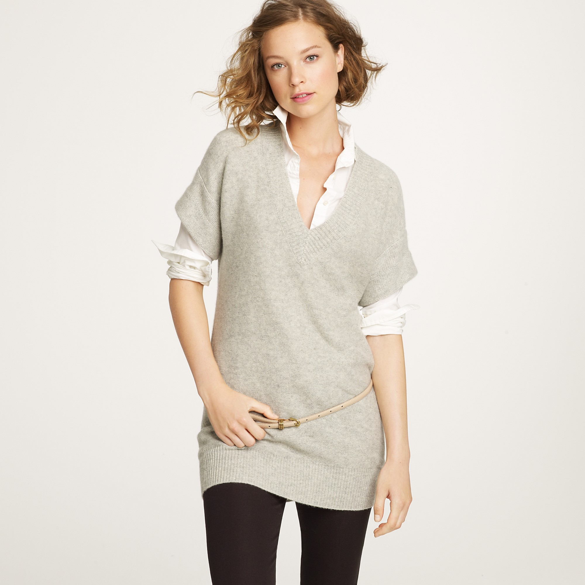 Find womens short sleeve v-neck sweaters at ShopStyle. Shop the latest collection of womens short sleeve v-neck sweaters from the most popular stores.