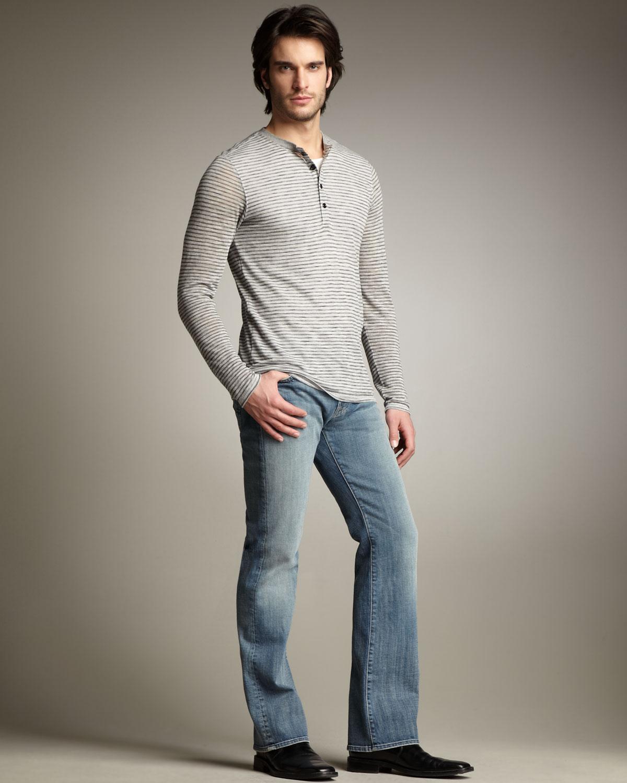 7 for all mankind jeans celebrity men