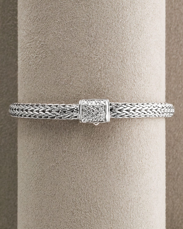 John Hardy Women S Metallic Extra Small Chain Bracelet