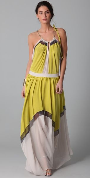 BCBGMAXAZRIA Bryonna Dress - Lyst