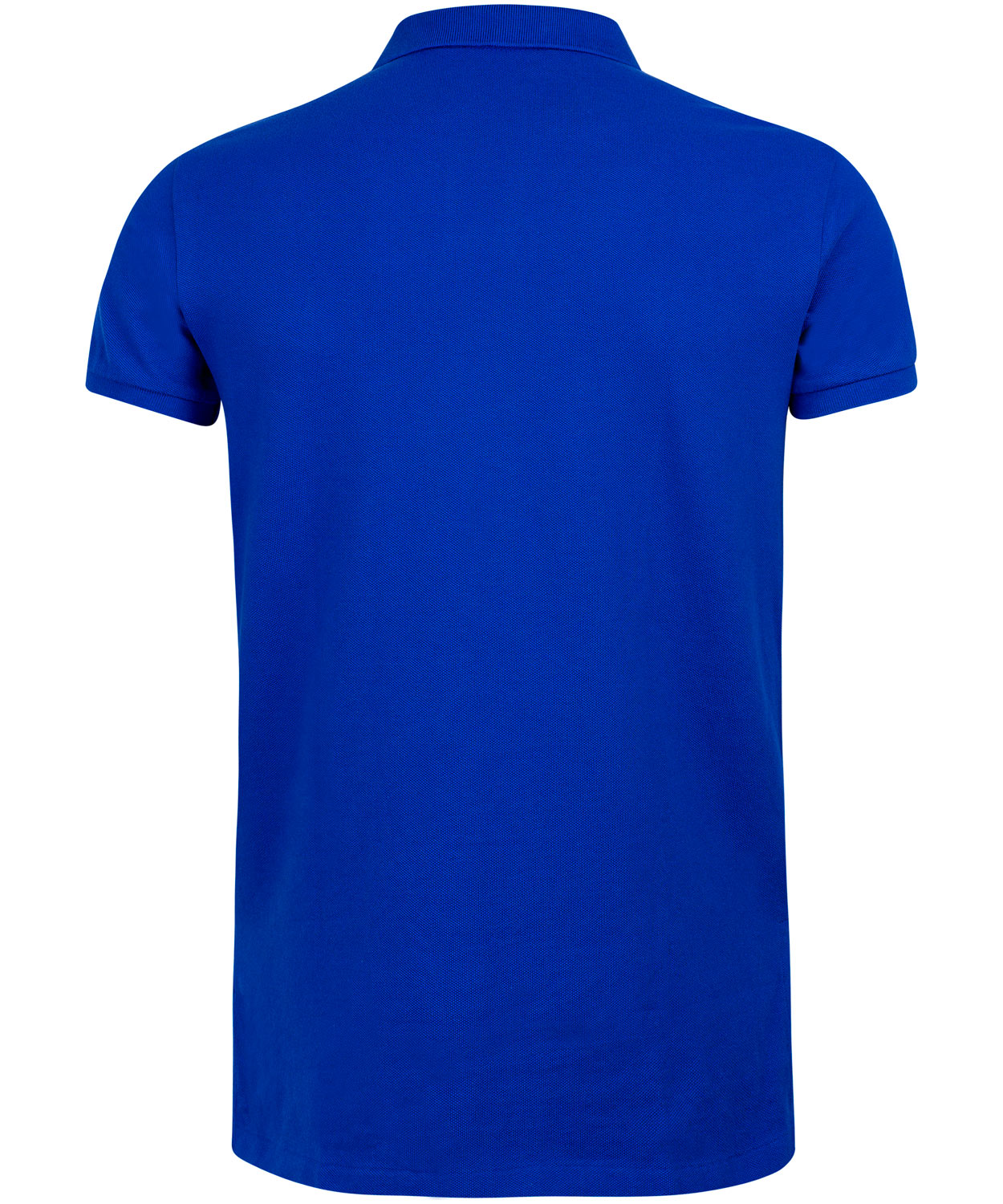 Polo Ralph Lauren Royal Blue Polo Shirt In Blue For Men Lyst